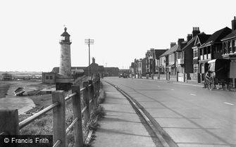 Southwick, the Lighthouse c1950