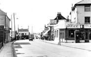 Southwick, the Post Office c1955