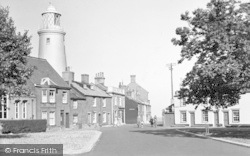 Southwold, East Green c.1950