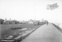 Southwold, Esplanade 1891