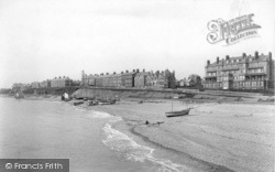 Southwold, From The Pier 1904