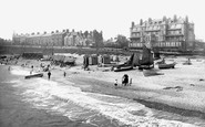 Southwold, from the Pier 1919
