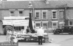 Green Grocer c.1960, Southwold