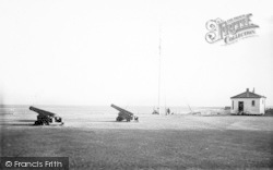Southwold, Gun Hill 1933