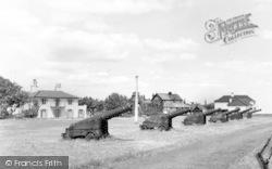 Gun Hill c.1955, Southwold
