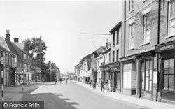 Southwold, High Street c.1950