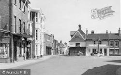Southwold, Market Place c.1950