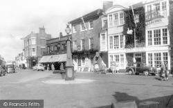 Market Place c.1960, Southwold
