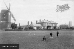 Mill On The Common 1893, Southwold