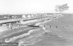 North Beach c.1960, Southwold