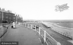 Southwold, North Parade 1933
