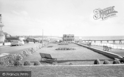 North Parade And Pier Pavilion c.1955, Southwold