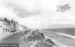 North Parade c.1955, Southwold