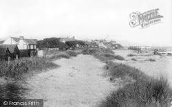 Southwold, South Beach 1925