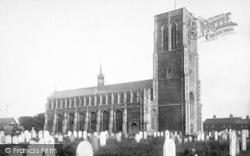 Southwold, St Edmund's Church 1893