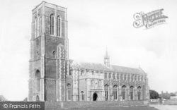 Southwold, St Edmund's Church 1896