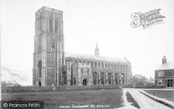 Southwold, St Edmund's Church 1900