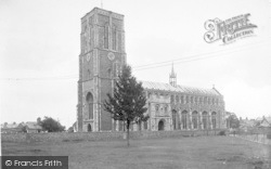Southwold, St Edmund's Church 1919