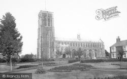 Southwold, St Edmund's Church 1933