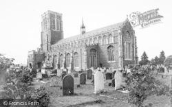 Southwold, St Edmund's Church c.1950