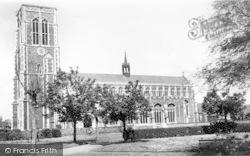 St Edmund's Church c.1955, Southwold