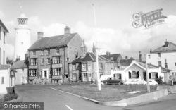 St James Green c.1955, Southwold