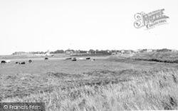 Southwold, The Common c.1950