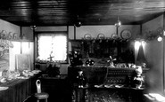 Southwold, the Dutch Barn Shop c1960