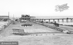 The Gardens c.1960, Southwold