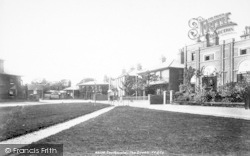 Southwold, The Green 1900