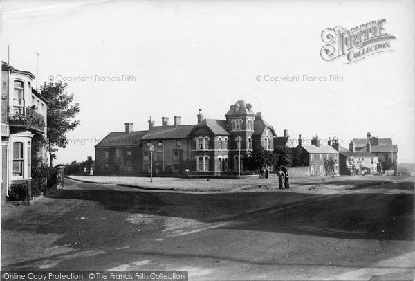 Photo of Southwold, the Green 1906