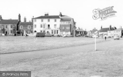 The Green c.1965, Southwold
