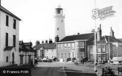 The Lighthouse c.1965, Southwold