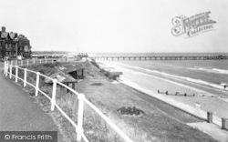 Southwold, The Pier c.1950