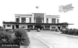 The Pier Entrance c.1950, Southwold