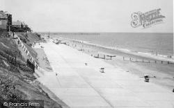 Southwold, The Promenade c.1950