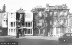 The Swan Hotel c.1965, Southwold