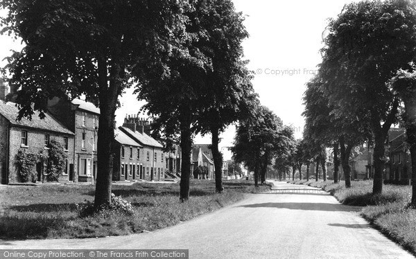 Photo of Sowerby, the Village 1949