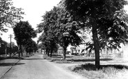 Sowerby, the Village and Avenue c1955