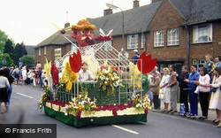 Spalding, Flower Parade, Fun In The Gard Conservatory 1988