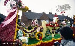 Spalding, Flower Parade, The Flower Queen 1988