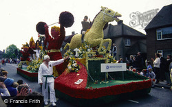 Spalding, Flower Parade, World Of Sport 1988