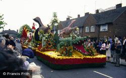 Spalding, Flower Parade, World Wildlife 1988