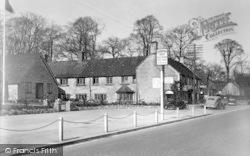The Sparkford Hotel c.1950, Sparkford