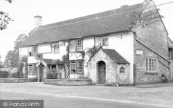 The Sparkford Inn c.1955, Sparkford