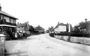 Sparrows Green, the Village 1903