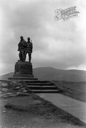 The Commando Memorial 1962, Spean Bridge
