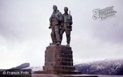 The Commando Memorial c.1975, Spean Bridge