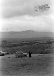 View From The Commando Memorial 1962, Spean Bridge