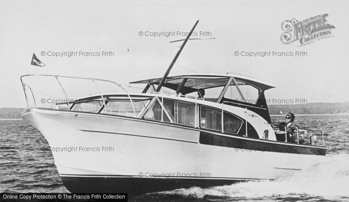 Photo of 33 Foot Eldorado Cruiser c.1965